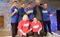 """The Biggest Loser"" 2015 - Halbfinale Teil 2"